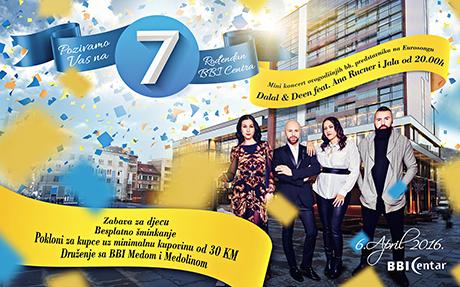BBI 7. Birthday