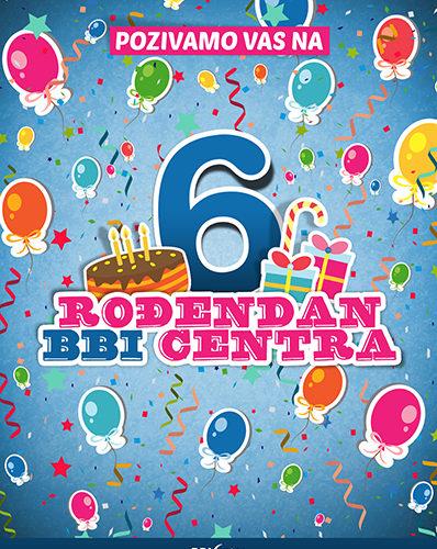 BBI 6. Birthday