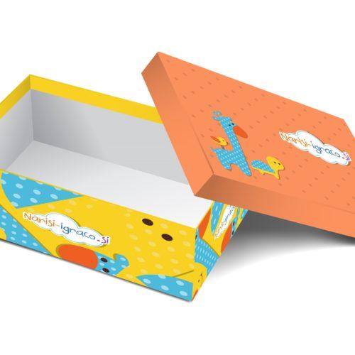 Narisi Igraco box